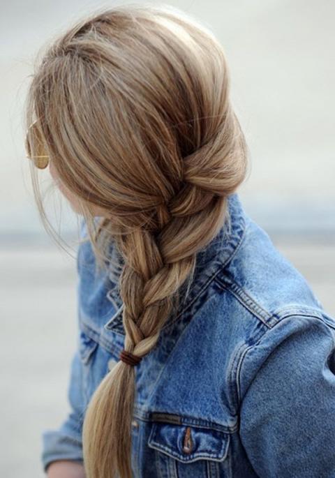 Những thay đổi nhỏ giúp bạn đỡ chán mái tóc dài cũ kĩ 1