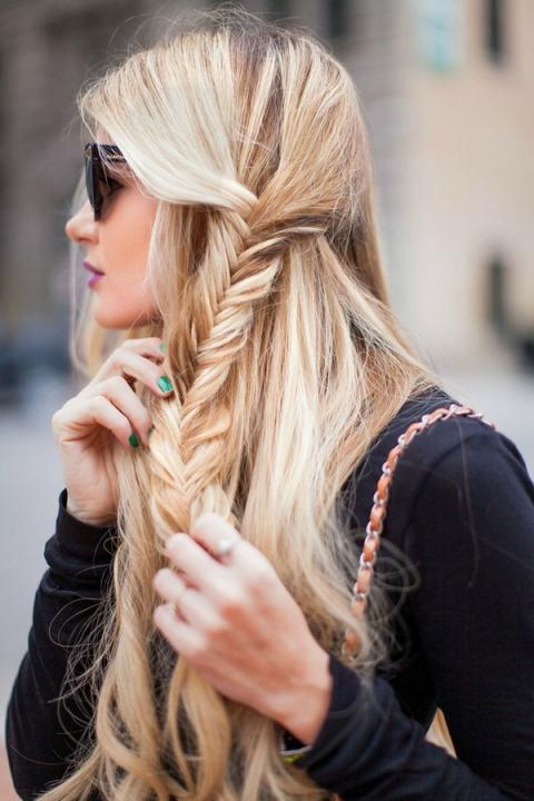 Những thay đổi nhỏ giúp bạn đỡ chán mái tóc dài cũ kĩ 3