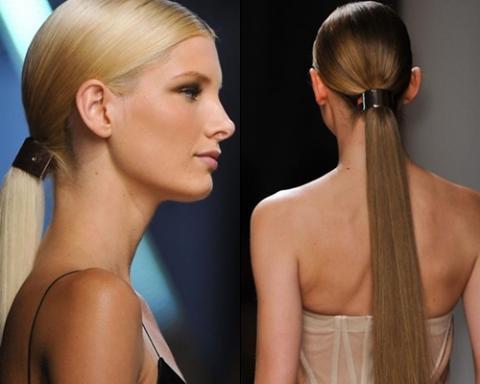 Những thay đổi nhỏ giúp bạn đỡ chán mái tóc dài cũ kĩ 13