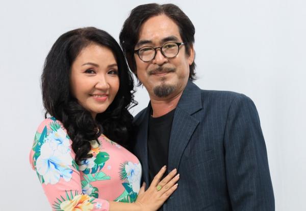 Diễn viên Ngân Quỳnh trải lòng về cuộc hôn nhân 33 năm mặn nồng với ông xã