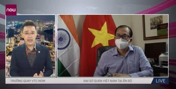 """Người Việt giữa cơn """"sóng thần"""" COVID-19 tại Ấn Độ"""