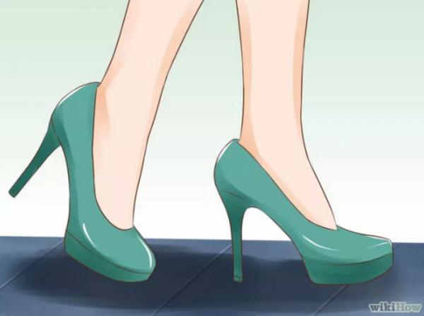 9 bí quyết đi giày cao gót giúp nàng thanh lịch như một công nương đích thực