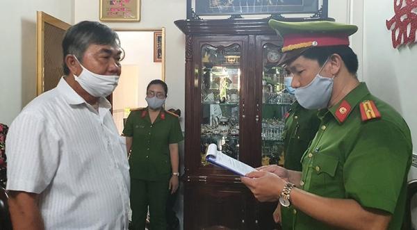 Nguyên Phó chủ tịch thường trực UBND tỉnh Phú Yên bị khởi tố, bắt tạm giam