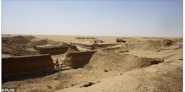 Phát hiện công cụ đá kỳ lạ trong mỏ vàng cách đây 1 triệu năm