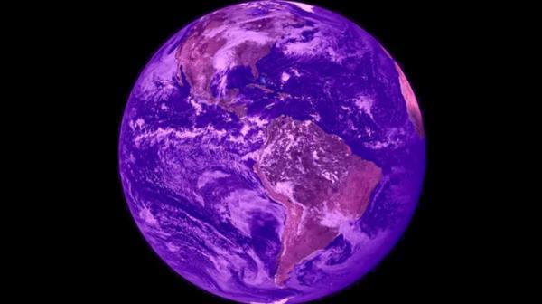 Hàng tỷ năm về trước, Trái Đất thực ra có màu tím chứ không phải xanh?