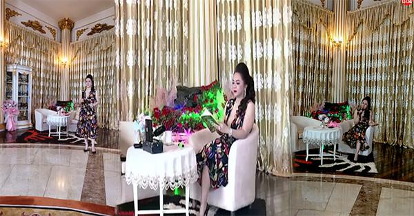 """Livestream mới của bà Phương Hằng: Mơ H.L nhận quyên góp 26 tỷ, hợp đồng 200 tỷ của cô """"Vy nổ"""""""