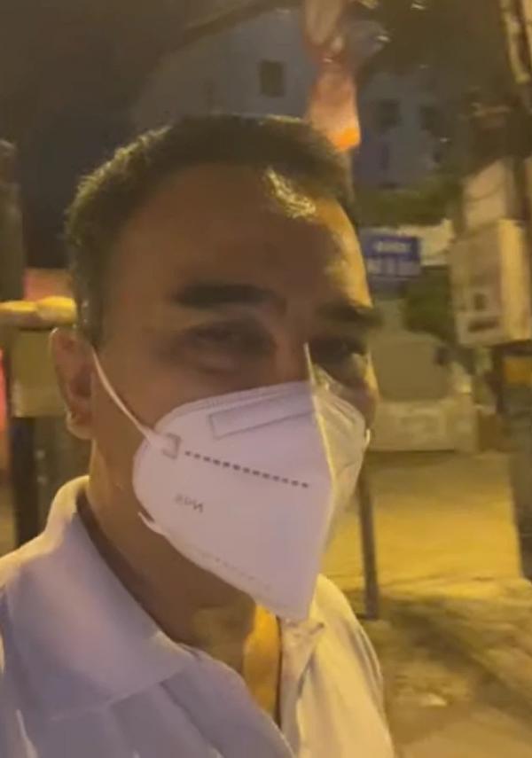 MC Quyền Linh: Tôi đi suốt 2 tháng rồi, cứ miệt mài, về nhà không dám nhìn gia đình nữa
