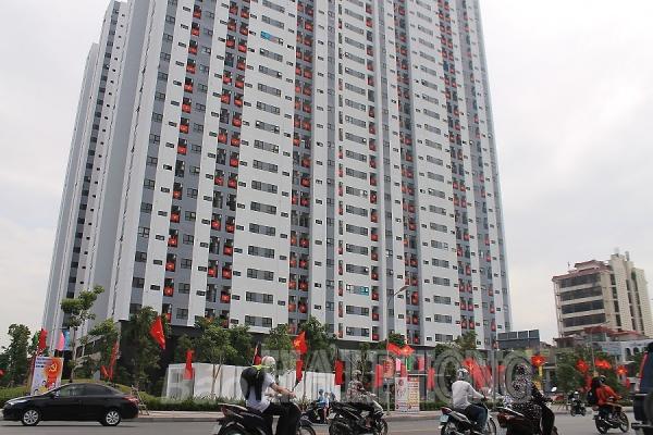 Quận Ngô Quyền: Lập danh sách 194 hộ dân ngõ 47 Lê Lai bố trí về chung cư HH4