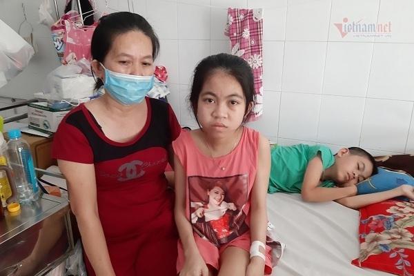 Hai chị em Lê Trân - Lê Triệu vẫn cần sự giúp đỡ của bạn đọc hảo tâm