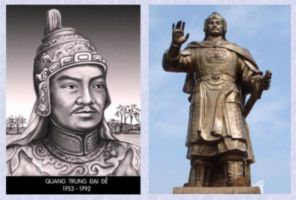 Những trận đánh quyết định của Quang Trung - Nguyễn Huệ